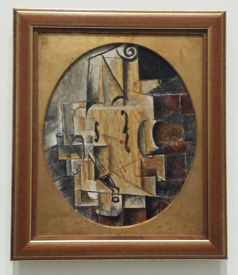 Violon - Picasso