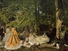 Dejeuner sur l'herbe Monet
