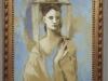 Femme de l ile de Majorque Picasso