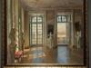 Le salon du Dauphin a Versailles Maurice Lobre
