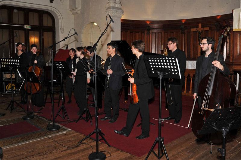 L'Ensemble Musicarmonia